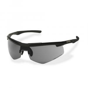 BRIKO Glasses Sports Unisex With Polarised Lenses T-Polar Mask Black