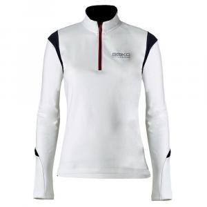 BRIKO Winter Sweater Long Sleeves Nording Walking Woman Training Black White