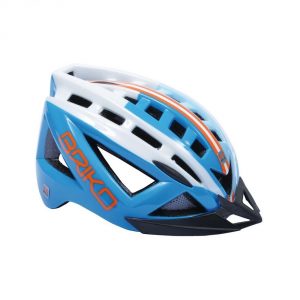 BRIKO Helmet For Cycling Mtb Unisex 5.0 Blue White