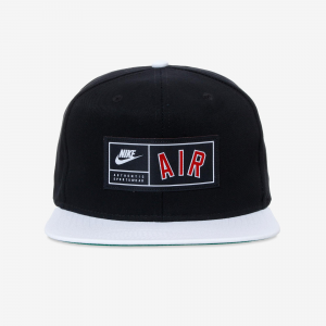 CAPPELLO NIKE AIR SPORTS ADULT UNISEX BLACK/WHITE AV6721-010
