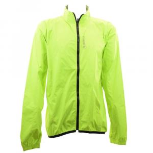 BRIKO Jacket Cycling Bike Unsiex Windproof And Waterproof Revers Yellow