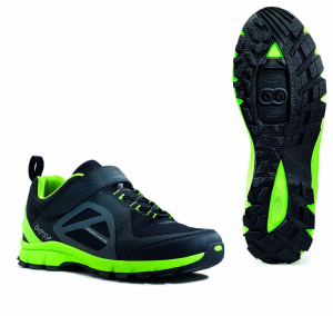 NORTHWAVE Freeride MTB men's shoes ESCAPE EVO green black