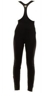 BRIKO Winter Woman Breathable Dungarees Skin Black Thermo Xc Mdc