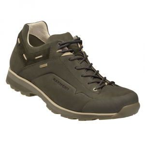 GARMONT Miguasha NUBUCK GTX Trekking shoes low olive green / beige goretex