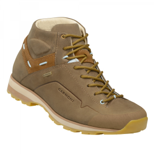 GARMONT Miguasha NUBUCK GTX Trekking shoes woman beige / light blue goretex