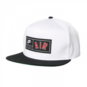 CAPPELLO NIKE AIR SPORTS ADULT UNISEX BIANCO/NERO AV6721-100