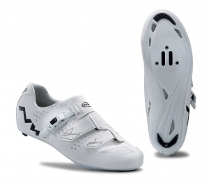 NORTHWAVE Man road cycling shoes PHANTOM SRS white