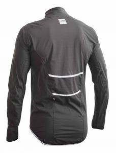 NORTHWAVE Man cycling jacket RAINSKIN SHIELD anthracite grey