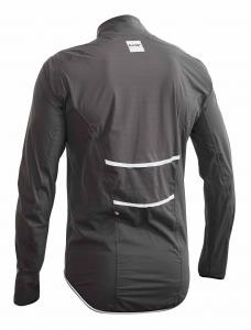 NORTHWAVE Man cycling jacket RAINSKIN anthracite grey