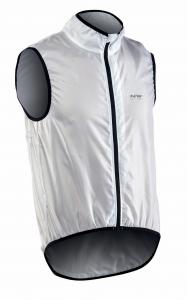 NORTHWAVE Man cycling vest VORTEX white