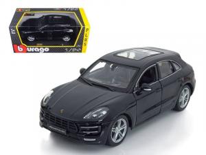 BBURAGO Porsche Macan 1/24 miniature model collectible car kit toy child junior   296