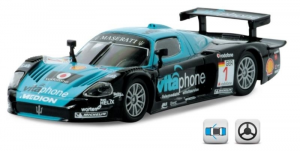 BBURAGO Racing Maserati MC12 Racing # 1 1/24 Rally car kit Racing Model 937