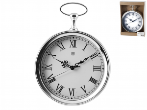 H&H Wall Clock Uk Cm23 Clock And Alarm Clock Italian Design Exclusive Brand
