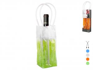 H&H 4 Bags Refreshing Gel Bottles/Pvc 36 Assorted Colors Italian Design Italy
