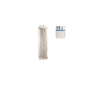 HOME Custody suits nonwoven ecru cm150x37 Wardrobe Exclusive Italian Design