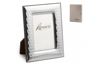 HOME silver photo frame 13x18 cm Exclusive Brand Design Made in Italy