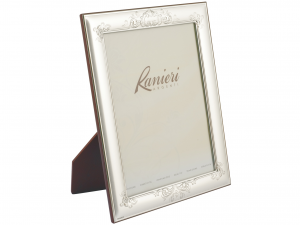 HOME Silver Photo Frame 18X24 Cm Exclusive Brand Design Made in Italy