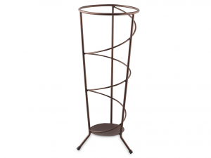 HOME Umbrella Stand Iron Rust Exclusive Brand Design Made in Italy