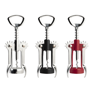 HOME PROFESSIONAL Pack 9 corkscrew 2 assorted levers Bottles Top Italian Brand