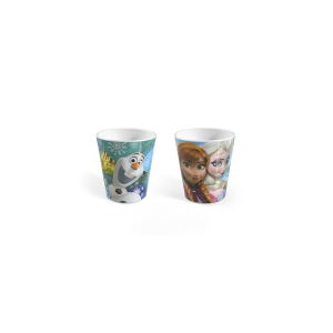 HOME Pack 20 Cups Melamine Disneyfrozen Cc190 Exclusive Design Made in Italy