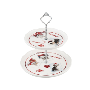 HOME Pack 3 Raise Ceramic Floors 2 Cats Cm1924 Exclusive Design Made in Italy