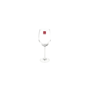 HOME Bohemia Pack 6 Goblets Bohemia Water 35 Cl Exclusive Design Made in Italy