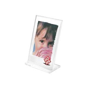 HOME Pack 6 Frames Vertical Acrylic Plastic 9X13 Exclusive Italian Design Brand
