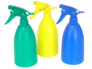 HOME Pack 6 Plastic Sprayers Lt 0.6 20547 Exclusive Brand Design Made in Italy
