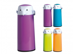 HOME Thermos Airpot Plastic Ass1,9 Leisure Accessories Exclusive Italian Design