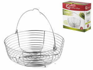 LAGOSTINA Basket For Pressure Cooker Stainless Steel Kitchen Size2 5L Italy