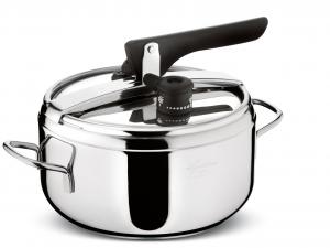 LAGOSTINA Pressure cooker Irradial control lt3.5 Pots preparation Italy
