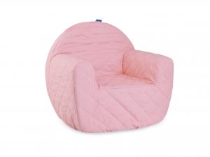 LULABI Armchair Padded Pink Baby Bedroom Baby Exclusive Italian Design Brand