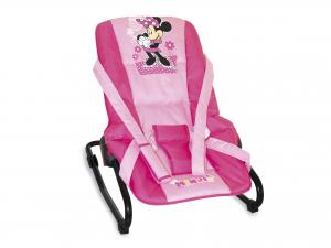 LULABI Bouncer Disney Minnie Nursery Baby Exclusive Brand Design Made in Italy