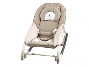 LULABI Bouncer Tommy Bear Decoration Nursery Baby Exclusive Italian Design Brand