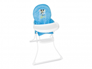 LULABI Highchair Disney Mickey Nursery Baby Exclusive Brand Design Made in Italy