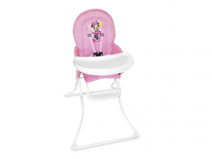 LULABI Highchair Disney Minnie Nursery Baby Exclusive Brand Design Made in Italy