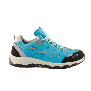 NWLITE Nordic Walking Shoes Woman APPROACH Turquoise water resistant breathable