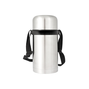 HOME Door stainless food lt 1 with shoulder strap Jars food storage containers