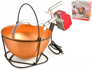 Automatic Electric copper pot CM31 LT9 Pans preparation Exclusive Italian Design