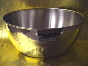 PINTI INOX Salad Inox Bomb Cm26 Cups Cups Bowls Exclusive Italian Design Brand