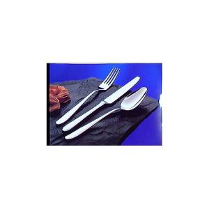 PINTI INOX Pack 12 palladium mocha spoons stainless utensils kitchen cutlery