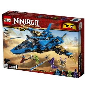 LEGO NINJAGO IL JET DA COMBATTIMENTO DI JAY V29