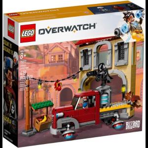 LEGO OVERWATCH RESA DEI CONTI A EL DORADO 75972