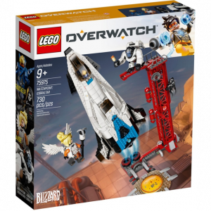 LEGO OVERWATCH OSSERVATORIO: GIBILTERRA 75975