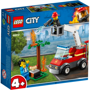 LEGO CITY FIRE BARBECUE IN FUMO 60212