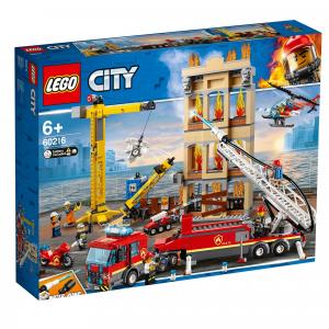 LEGO CITY MISSIONE ANTINCENDIO IN CITTA' 60216