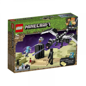 LEGO MINECRAFT LA BATTAGLIA DELL'END 21151
