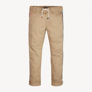 Pantalone beige in chino