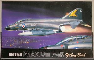 British Phantom F-4K Yellow Bird