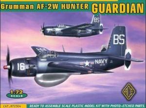 GRUMMAN GUARDIAN AF-2W HU